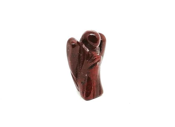 Red Jasper Mini Pocket Angel
