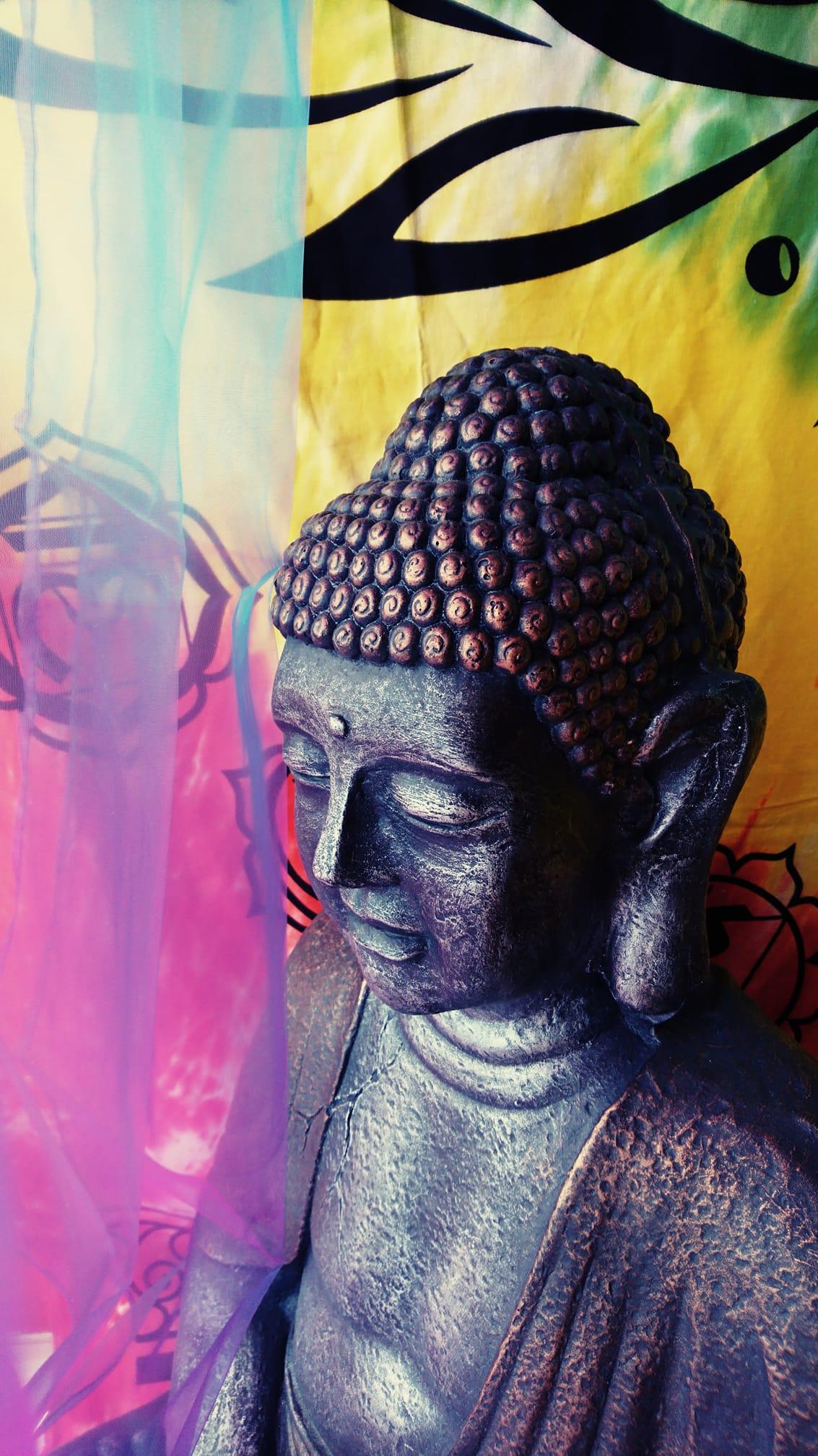 Buddha - Serenity in Saltburn