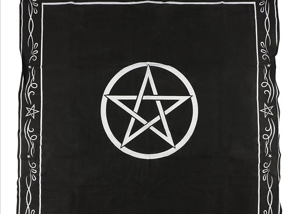 Pentagram Altar Cloth - Large