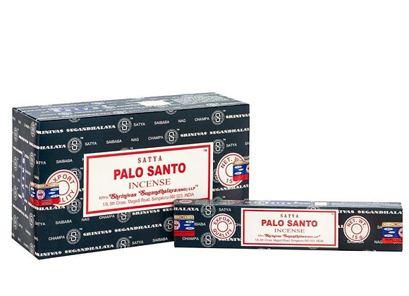 Palo Santo Satya Incense Sticks