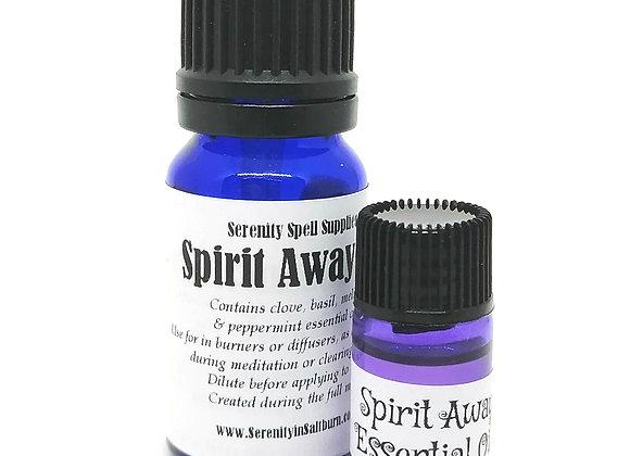 Spirit Away Oil