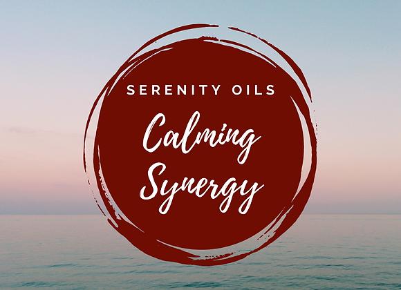 Calming Synergy Oil