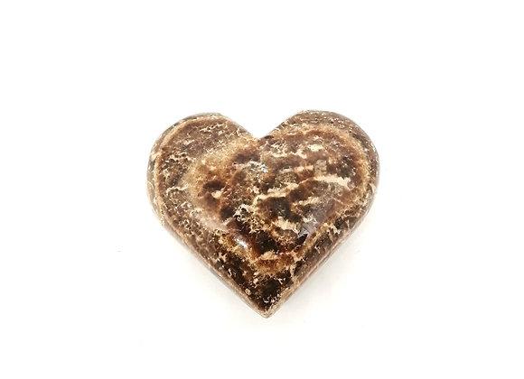 Aragonite Heart
