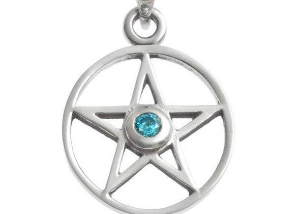 Crystal Pentagram