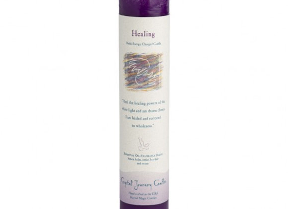 Healing - Reiki Pillar Candle