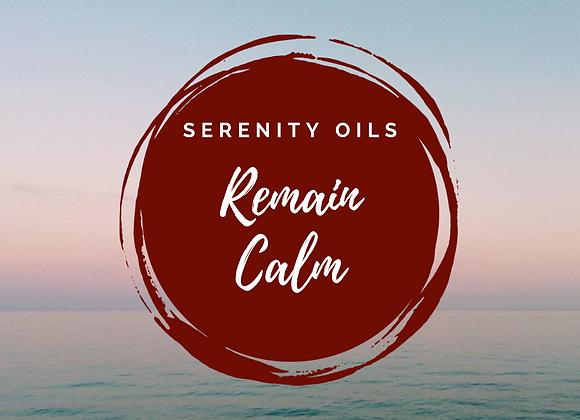 Headache Oil Blend - Remain Calm