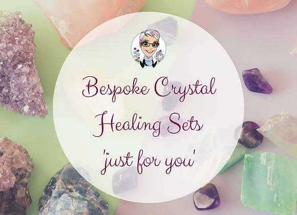Bespoke Crystal Healing Set