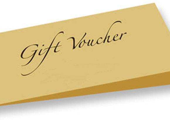 Therapy Gift Certificate - £25