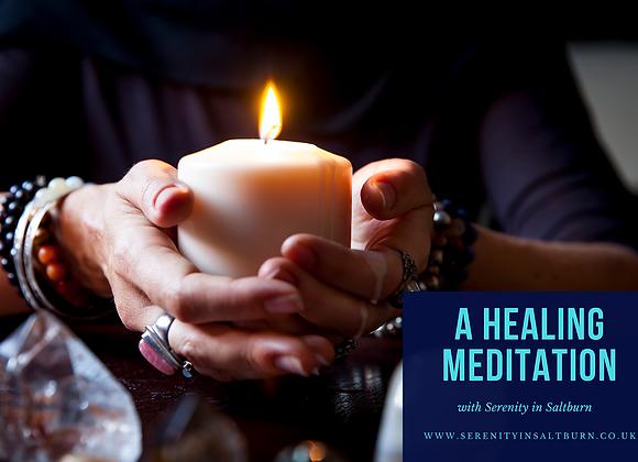A Healing Meditation