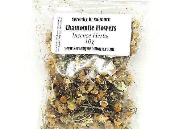 Chamomile Flowers (German)