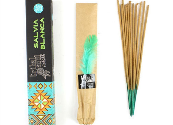White Sage Tribal Soul Incense Sticks