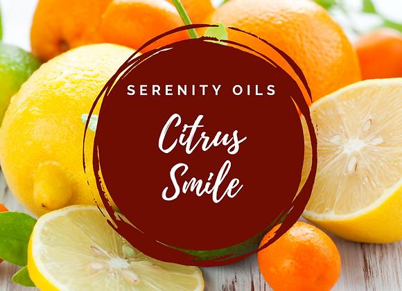 Positive Thought Oil Blend - Citrus Smile
