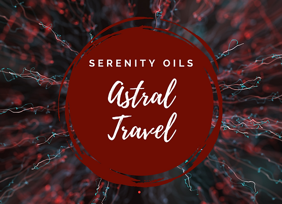 Astral Travel Oil