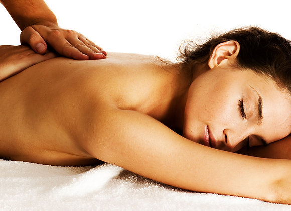 Aromatherapy Complete Package Massage Gift Voucher