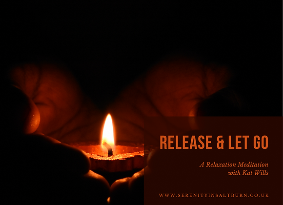 Release & Let Go - A Relaxation Meditation