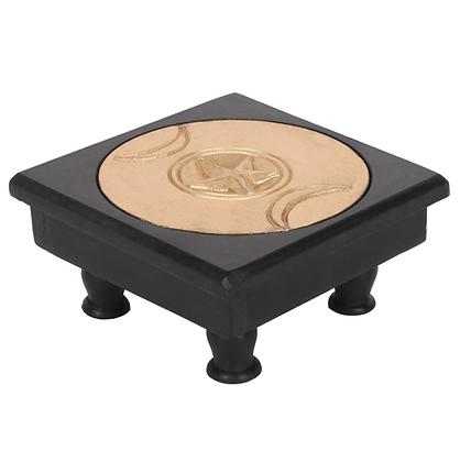 Mini Altar Table - Triple Moon