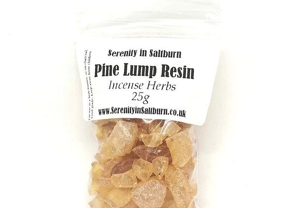 Pine Lump Resin