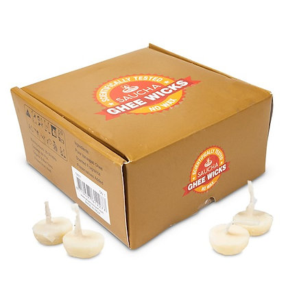 Ghee Candles (Set of 5)
