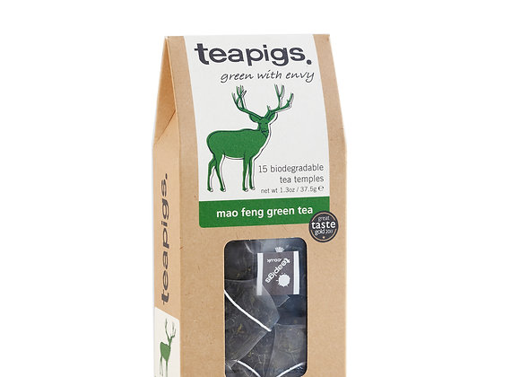 Mao Feng Green Tea - Teapigs (15's)
