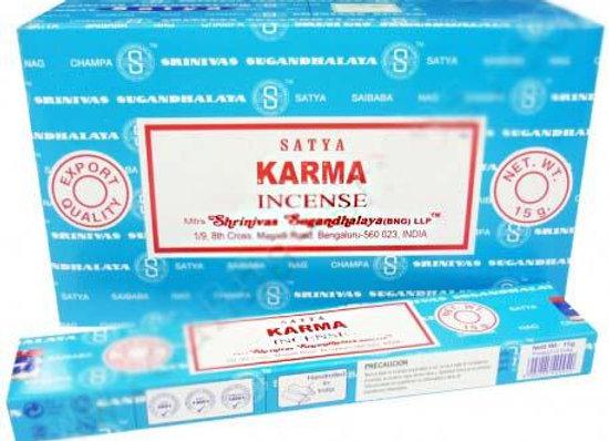 Karma Satya Incense Sticks