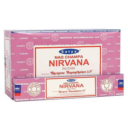 Nirvana Satya Incense Sticks