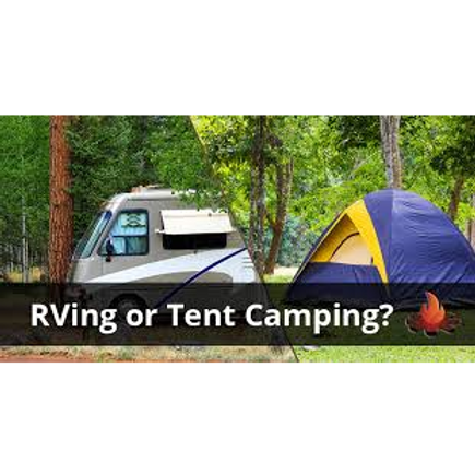 RV or Tent Camping Fee (Entire Event)