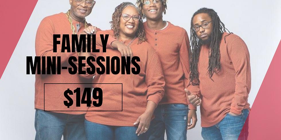 2020 Family Mini-sessions