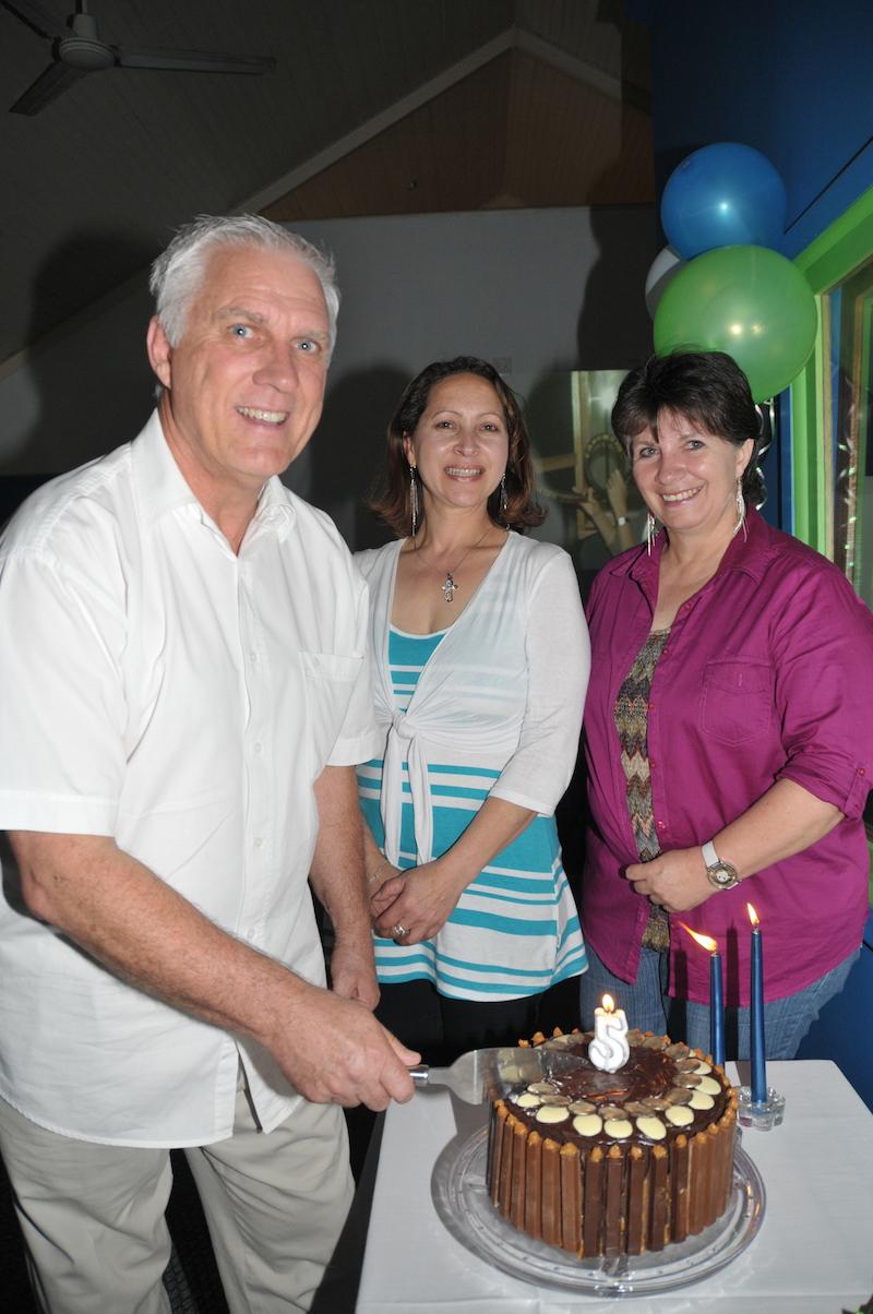 Whale Coast FM 5th Birthday