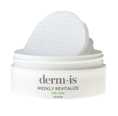 Weekly Revitalize peel pads