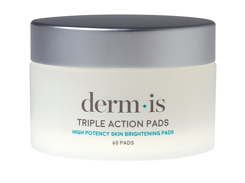 DERM·IS TRIPLE ACTION PADS