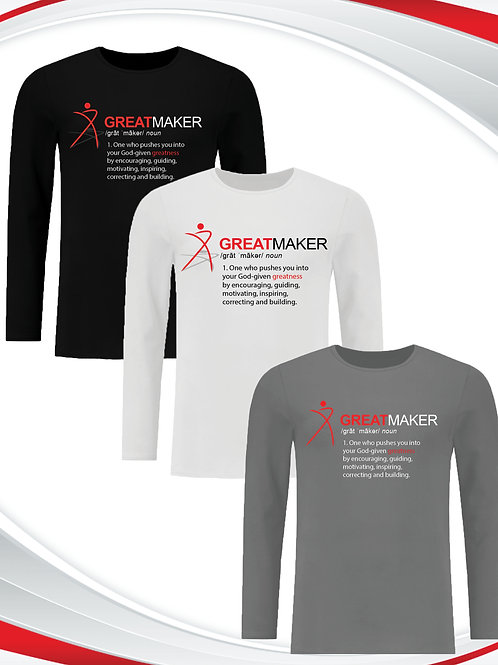 GREATMAKER (long-sleeved tee)