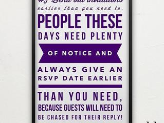 MBK Events Top Wedding Tip #6