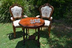 Boho style Chairs