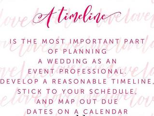 MBK Events Top Wedding Tip #4