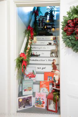 holiday staircase design