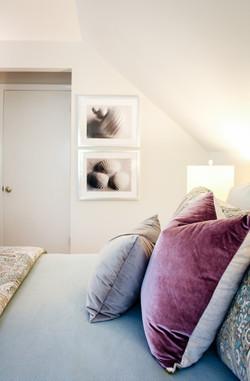 Coastal inspired master bedroom
