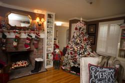holiday decor, christmas tree