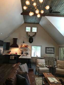 Maine vacation home design