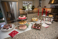 holiday decor, kitchen