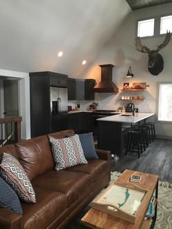 Maine family room