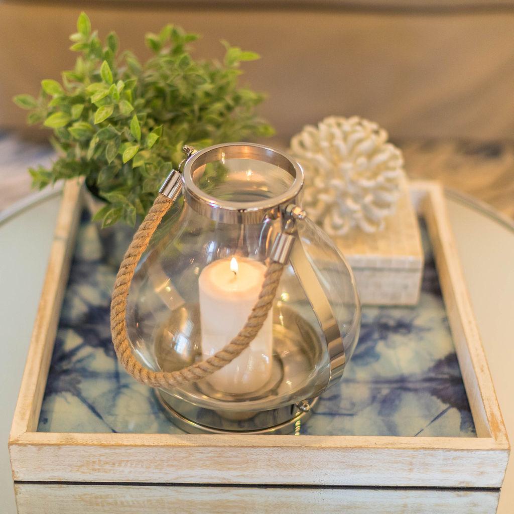 coastal interior design accessories