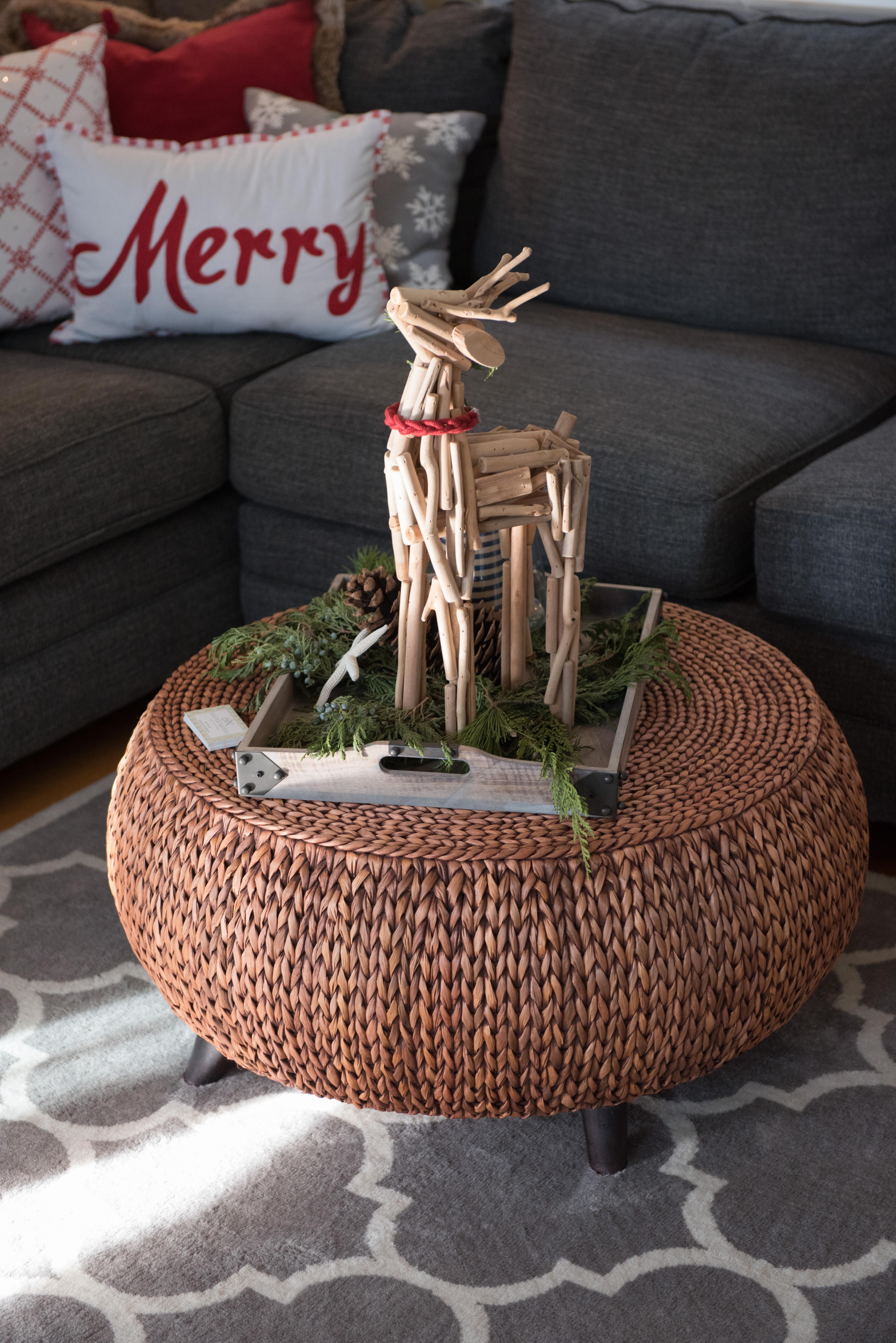 coastal inspired reindeer