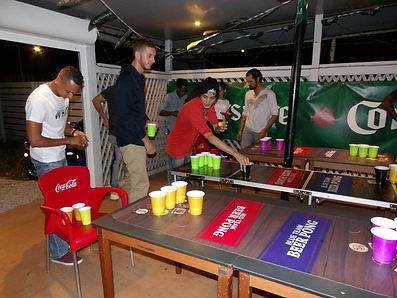 beer pong hitbox bar gaming