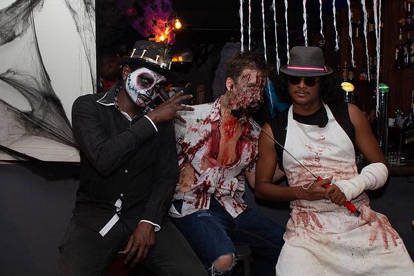 Halloween hitbox bar gaming