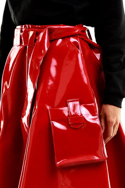 Bleeding Heart Skirt