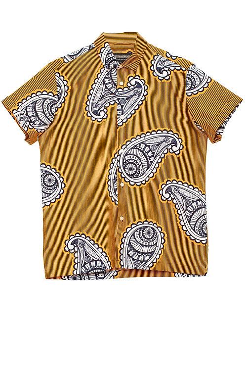 Shirt René Wax Fisheye