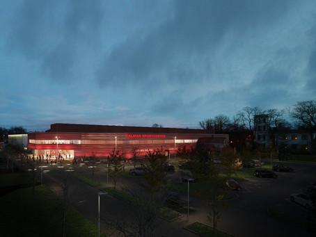 EKA designed new professional ice hockey arena