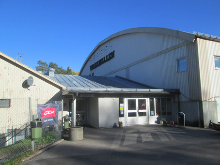 Wasahallen became natural and energy-efficient
