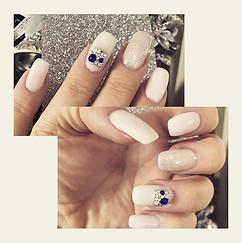 Montage de bijoux sur les ongles !