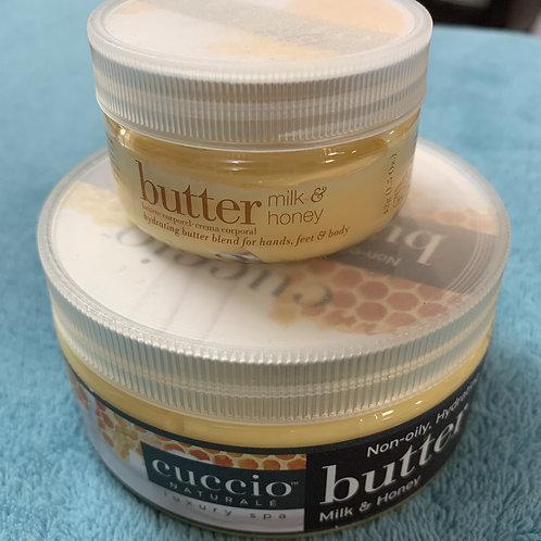 Beurre corporel au miel (grand format)